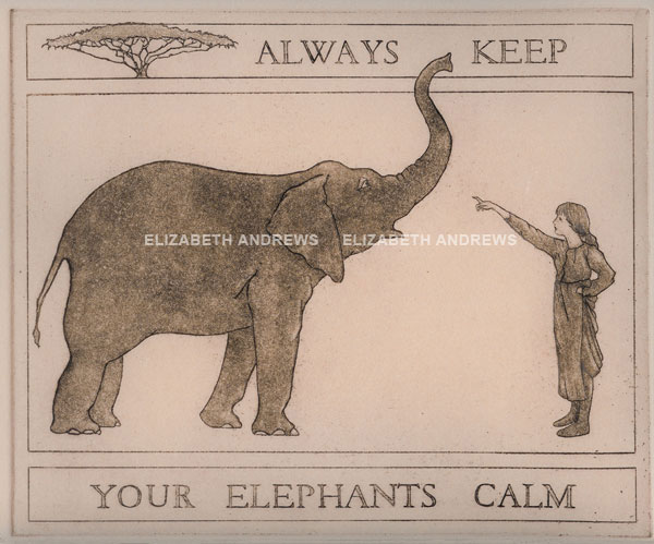 Always Keep Your Elephants Calm
